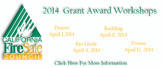 2014 Grant Award Workshop Slide